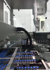 farmaci produzione robot