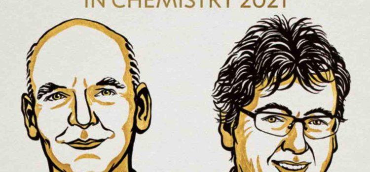 Nobel per la Chimica ricerche per la organocatalisi